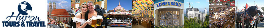 Huron Tours Affordable Oktoberfest