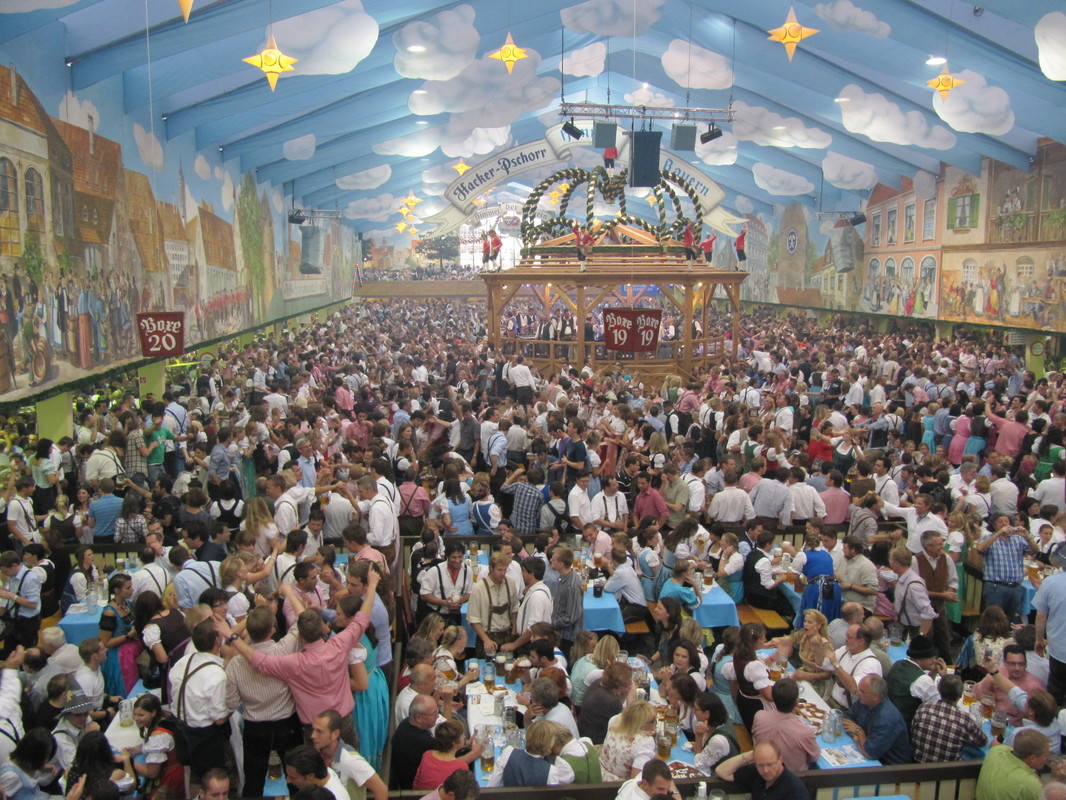 Oktoberfest 2017 in Munich Everything about the world 39 s biggest fair